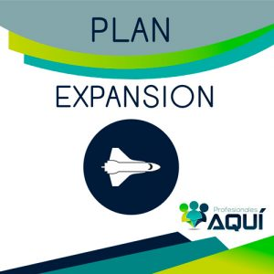 Plan expansion de profesionales aquí